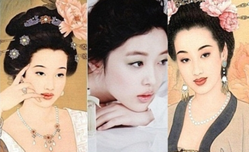 f(x)'s Sulli's Dopplegangers Are Women Celebrated for Their Beauty in the Past