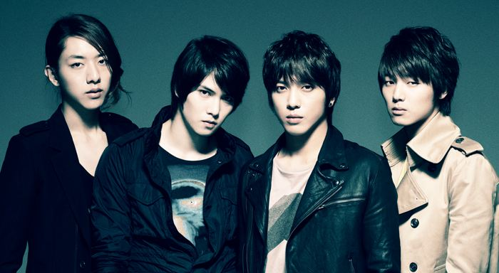 CN Blue Takes Group Picture 2 Days Before Concert