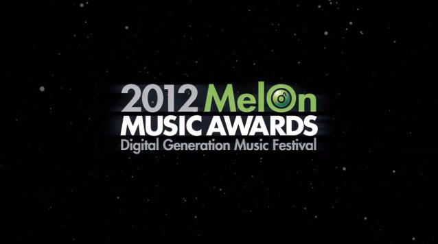 2012 Melon Music Awards Winners & Performances