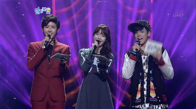 SBS Inkigayo 12.16.12