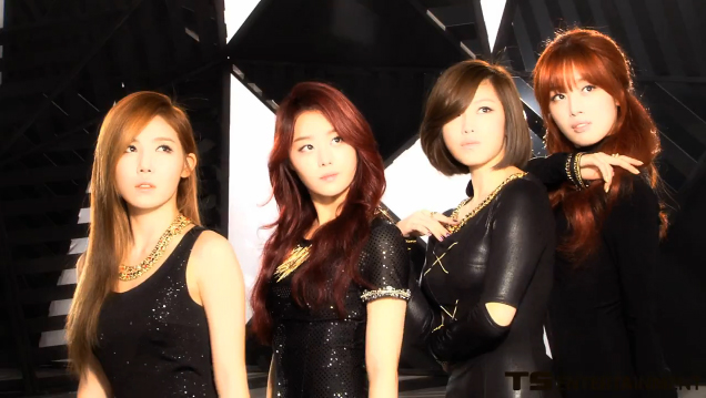 "Secret Reveals Dance Version MV for ""Talk That"""