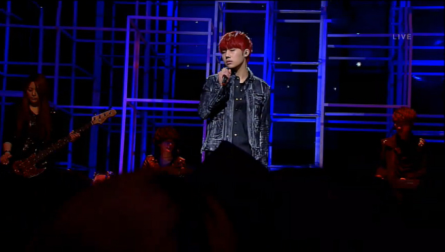 "Infinite's Kim Sung Kyu Performs Follow Up Track ""I Need You"" on Inkigayo"