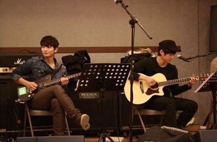 "Male Idol Members Form ""Super Idol Band"" for KBS Music Festival"