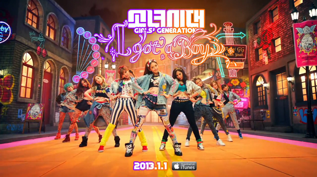 """Girls' Generation Shows Off Their New Moves in Dance Teaser for """"I Got a Boy"""""""