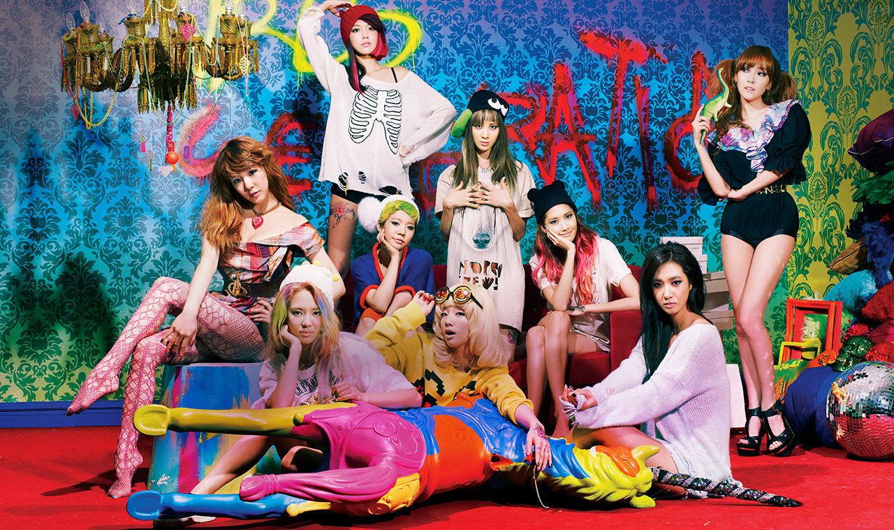 "Girls' Generation Says: ""Junior Artists Don't Greet Us"""