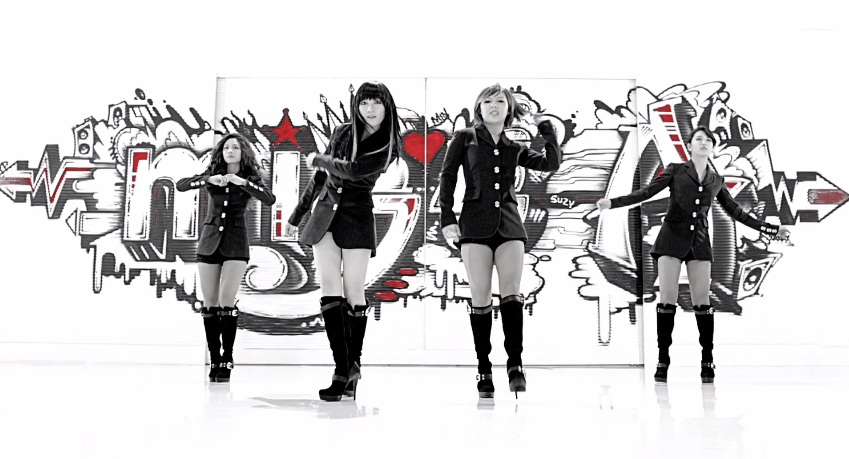 """miss A: """"There Are a Lot of Groups Coming Out These Days.."""""""