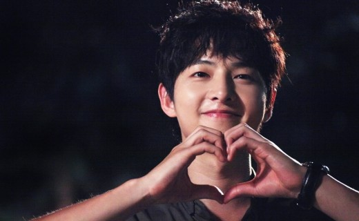 Who Is Song Joong Ki Most Thankful To This Year?