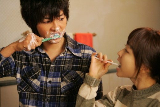 """Unreleased Stills of Song Joong Ki and Park Bo Young in """"A Werewolf Boy"""" Revealed"""