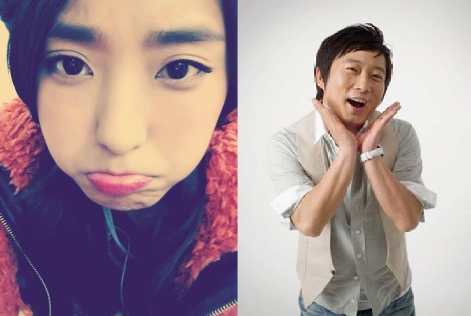 SISTAR's Bora Humiliated by Comedian Lee Soo Geun?