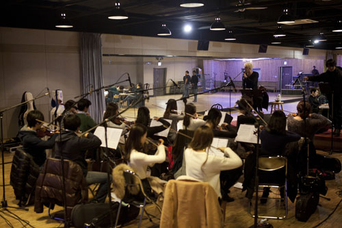 """""""2012 XIA Ballad & Musical Concert with Orchestra"""" Preparation Photos Revealed"""