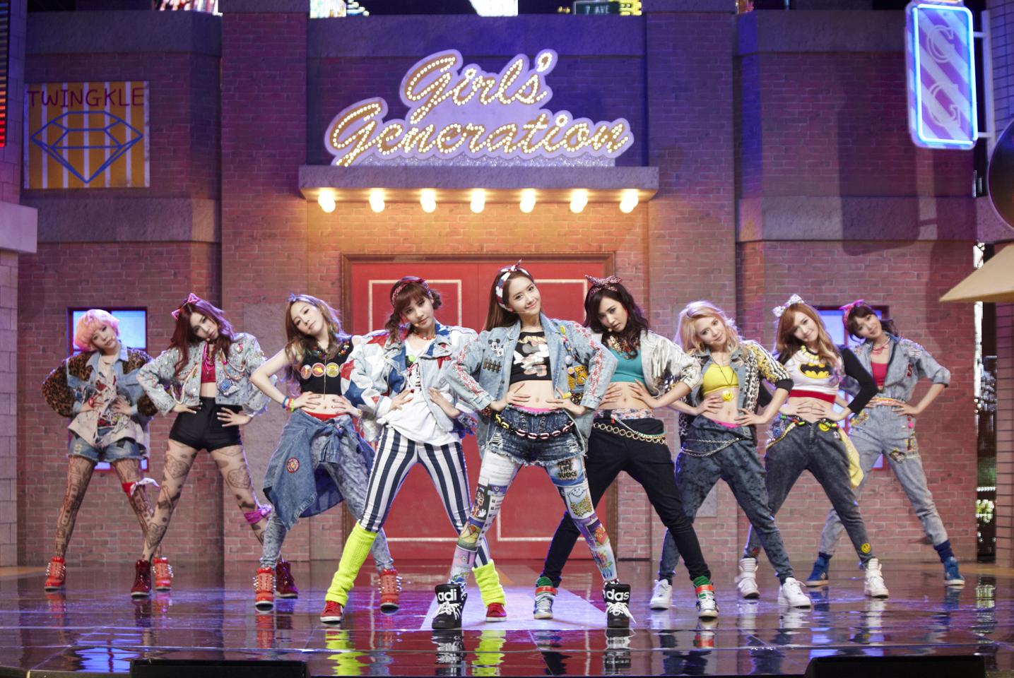"""Girls' Generation Reveals Preview Medley for """"I Got a Boy"""" Album"""