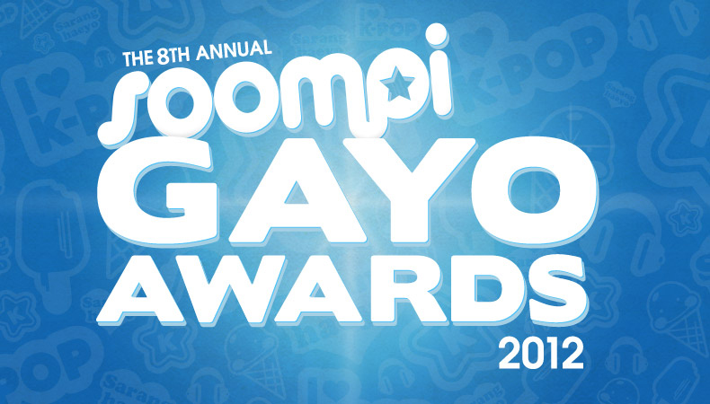 2012 Soompi Gayo Awards Results