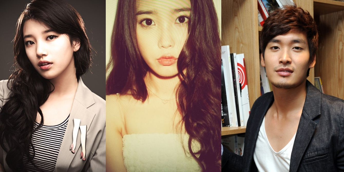 miss A's Suzy, IU and Jung Gyeo Woon to Host the SBS Music Awards
