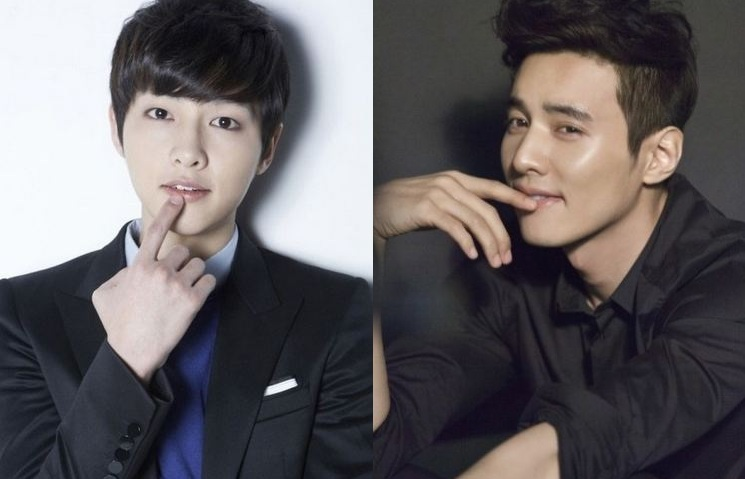Who Wore It Better: Song Joong Ki vs. Won Bin