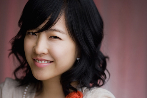Park Bo Young In A Simple White T-Shirt