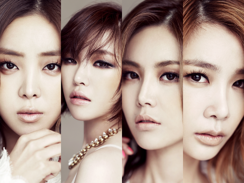 "Brown Eyed Girls Reveal Sixth Concert Teaser Featuring ""L.O.V.E"" Remix"