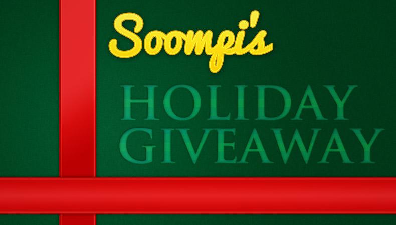 [Exclusive] Soompi Chaego!~ Soompi's Holiday Giveaway!