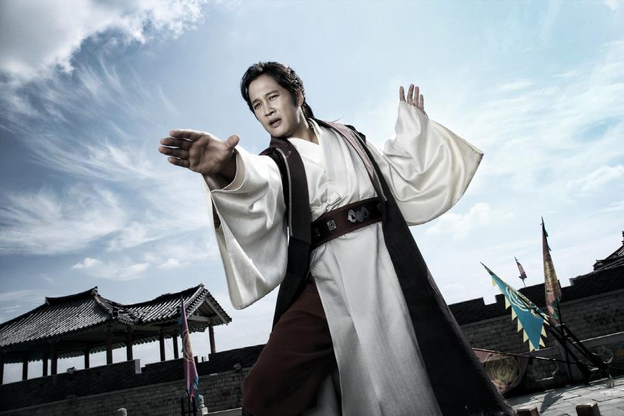 Cha Tae Hyun Looking Sexy as a Giseang?