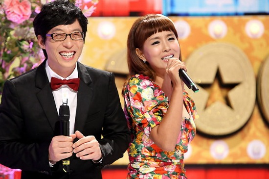 """Come to Play"" Host Kim Won Hee Says Goodbye"
