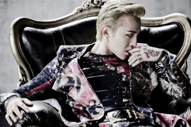 Big Bang's G-Dragon Is Ranked Number One on Weibo