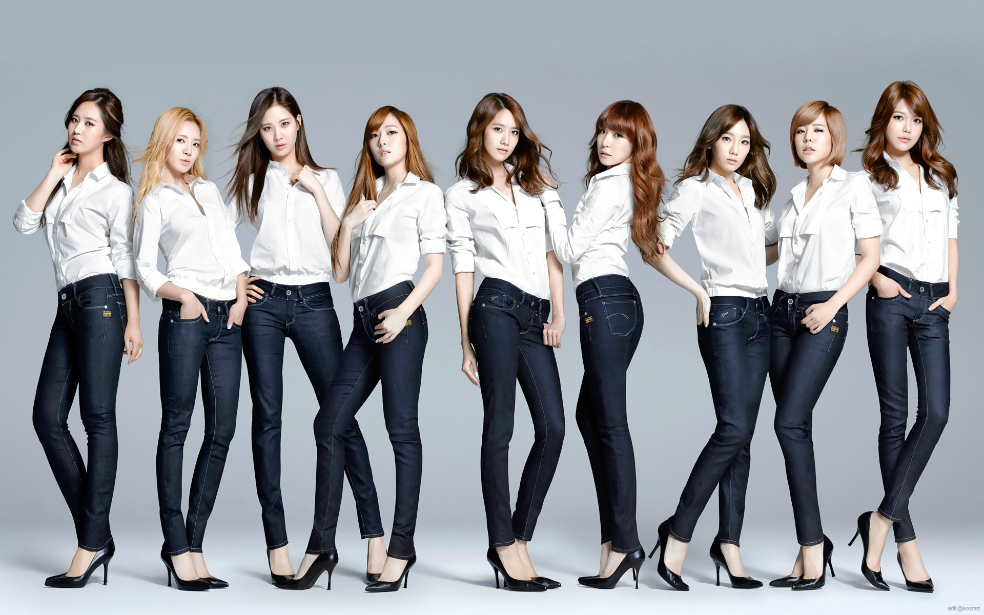 Girls' Generation Appointed as Ambassadors for the Blind