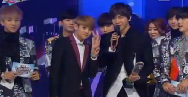 Mnet M! Countdown – December 13, 2012