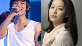 Oh Yeon Seo and Lee Joon