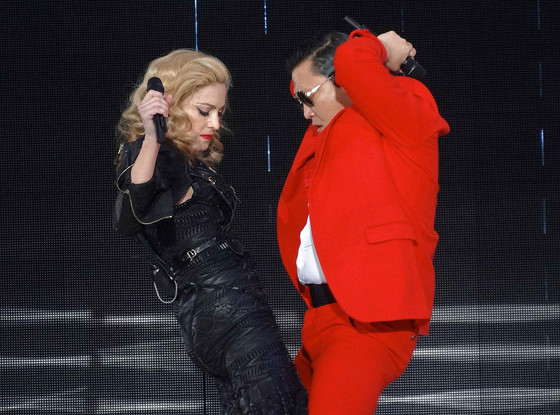 """PSY: """"Madonna Said I Could Touch Her Anywhere"""""""