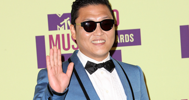 "PSY Makes Yahoo's List of ""Top Ten Obsessions of 2012"""