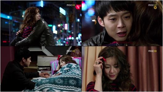 "Park Yoo Chun and Yoon Eun Hye's Healing Love on ""I Miss You"" Melts Viewers' Hearts"