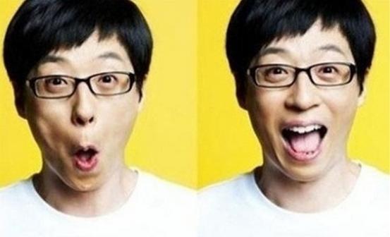 """Yoo Jae Suk Wears """"Yoo Jae Suk Style"""" Suit"""