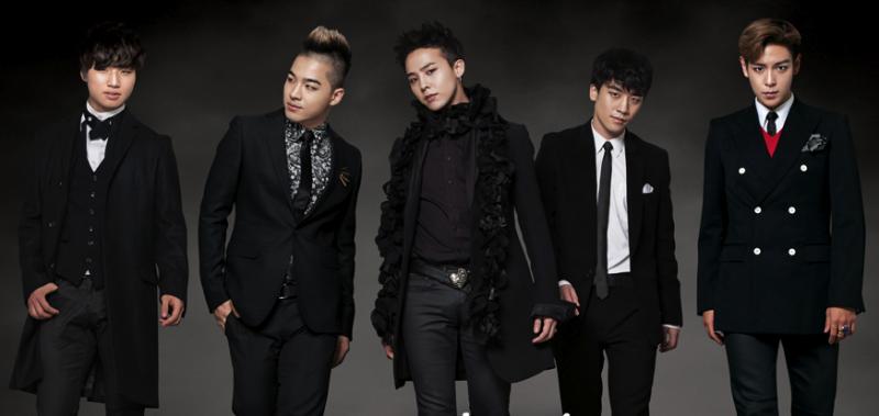 Big Bang Loves to Cross Dress!