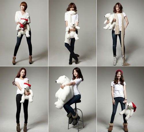 """King Kong Entertainment Actors Promote """"Save The Polar Bears"""" Effort in Fashionable White Tees"""