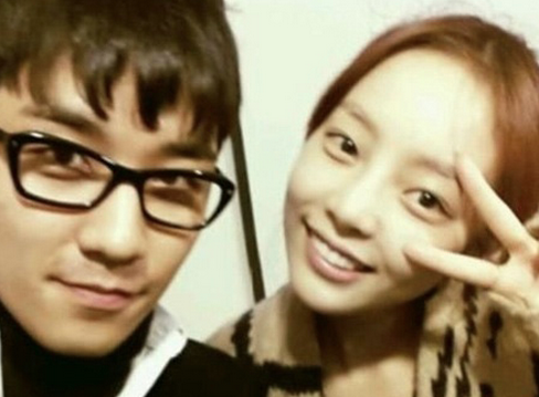 Seungri And Goo Hara Meet Up For First Time In Three Years