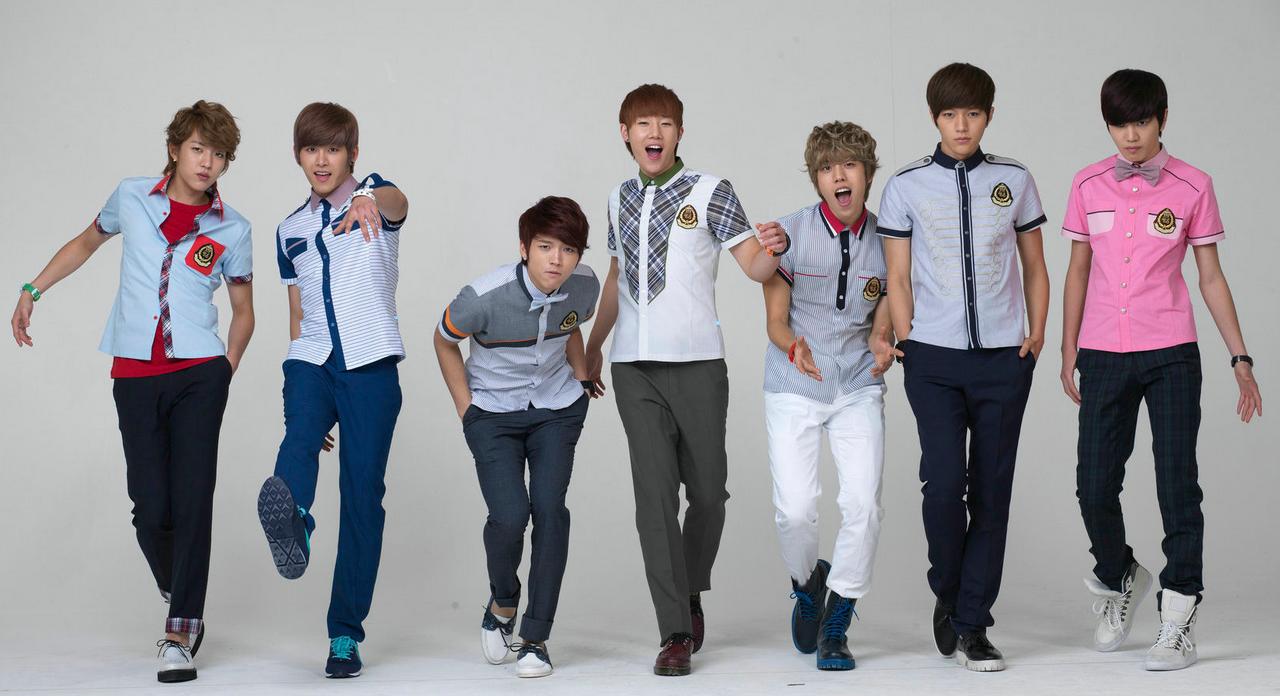 The Members of Infinite Wear Each Other's Underwear?!