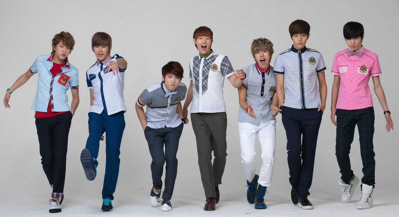 The Members of Infinite Wear Each Other's Underwear?!