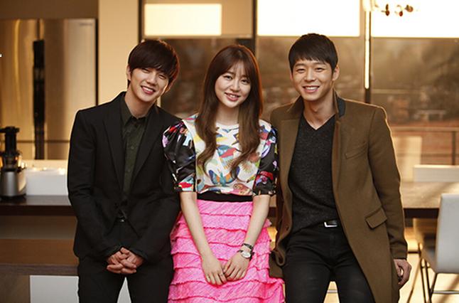 """Yoon Eun Hye Feels Guilty Romancing Yoo Seung Ho in """"I Miss You"""""""