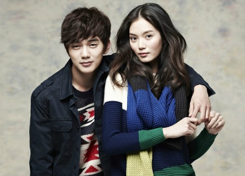 Actor Yoo Seung Ho Models Winter Fashion For NYLON