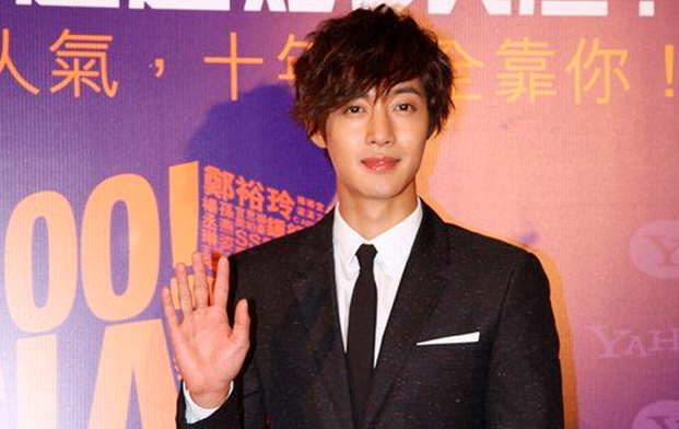 Kim Hyun Joong Wins Four Awards at the Yahoo! Asia Buzz Awards
