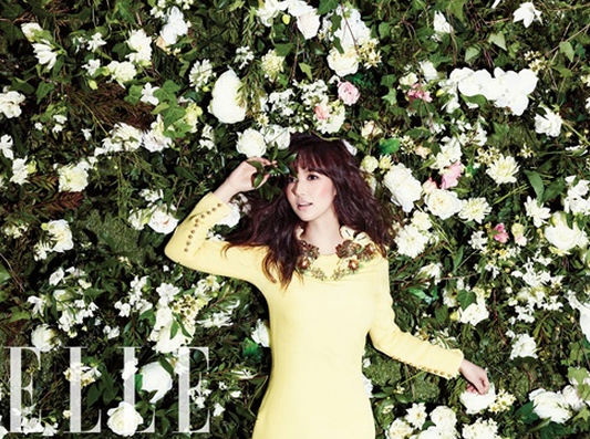 """Park Min Young Collaborates with Gucci for """"Share Happiness"""" Campaign"""