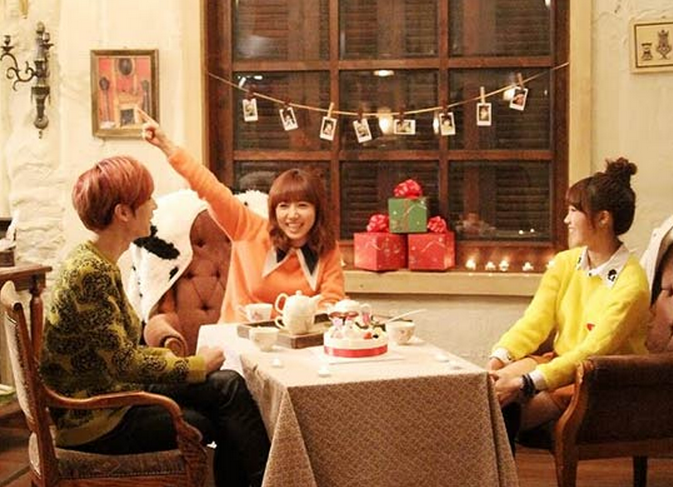 BEAST's Jang Hyun Seung, A Pink's Jung Eun Ji and Kim Nam Joo to Collaborate on Special Project