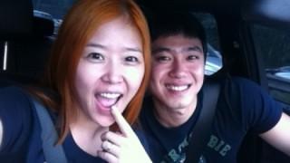Shin Ji and Yoo Byung Jae