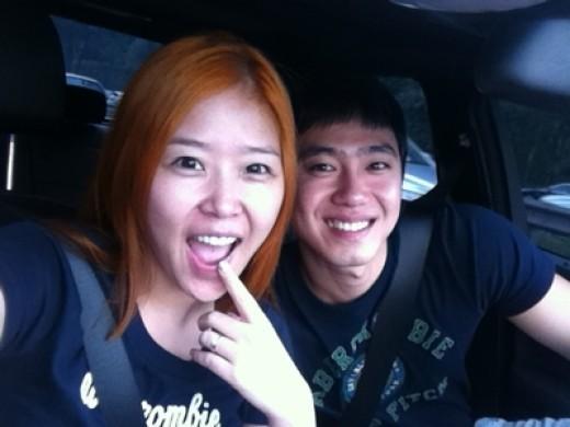 Koyote's Shin Ji Splits with Her Boyfriend Yoo Byung Jae