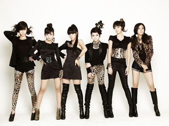 T-ara To Perform in Japan Over Christmas