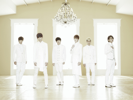 U-Kiss Will Be Singing OST for Upcoming NHK's Japanese Drama