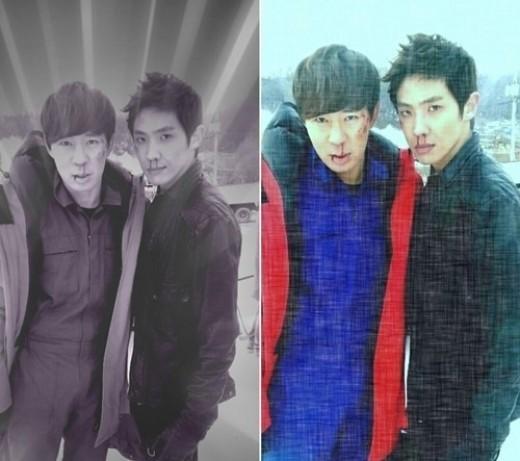 Boom and MBLAQ's Lee Joon Had a Big Fight?