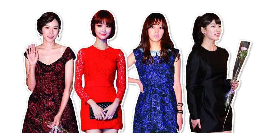 [Ceci] Who? What? Wear? Ft. Suzy, Goo Hara & More!