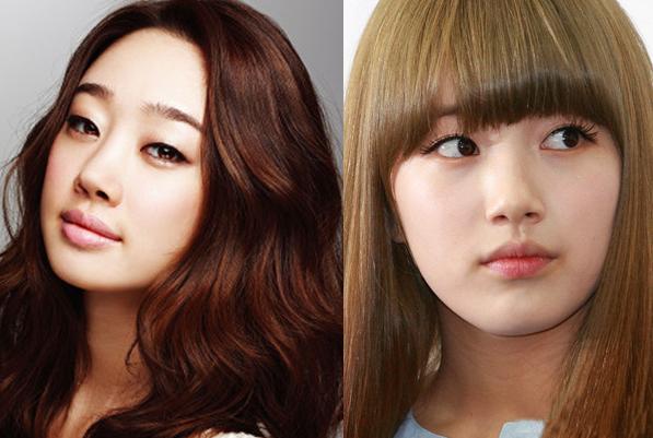 Sexy Dress Battle: Choi Yeo Jin vs Suzy