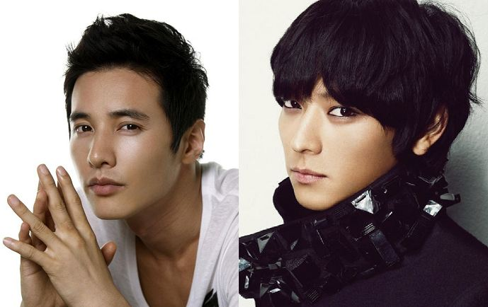 Picture of Won Bin and Kang Dong Won Eight Years Ago Resurfaces