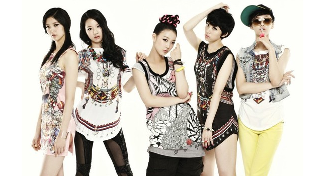 EXID Encourages Fans to Vote